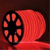 Indicatore luminoso parteggiato 110V 8*16mm dell'alto di morbidezza del Ce di alta luminosità del neon LED doppio rosso-chiaro dell'indicatore luminoso LED