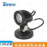 12V КРИ 10Вт светодиодные фонари рабочего освещения для сельскохозяйственных тракторов погрузчиков