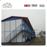 Camera d'acciaio prefabbricata dell'accampamento del lavoratore per vivere