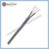 Kabel 300/500V des Zwilling-und Massen-Kabel-6242y