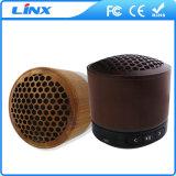 Nieuwe hand-Vrije Draadloze Stereo Houten MiniSpreker Bluetooth