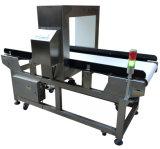 La cinta transportadora automática detector de metales de alimentos
