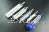 Cer-Zustimmungs-Wegwerfspritze-orale Spritze-Enteral Spritze-führende Spritze zwei Teil-Spritze-Anzeigen-Spritze
