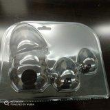OEM pacotes blister interativo de plástico transparente para o brinquedo