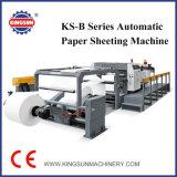 KS-1400B 고속 자동적인 서류상 시트를 까는 기계