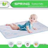 ベッドバグ薄板になるTPUの証拠によって合われる様式の赤ん坊のまぐさ桶のマットレス保護装置/カバー