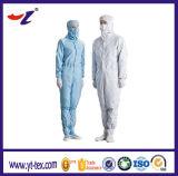 Пальто медицинской лаборатории хлопко-бумажная ткани полиэфира высокого качества
