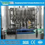 Maquinaria de relleno del estallido de soda de las latas de bebida de aluminio