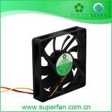 80*80*15mm 12V CC sans balai de roulement de manchon de ventilateurs de refroidissement