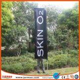 Изготовленный на заказ рекламируя флаг пляжа знамени летания печатание