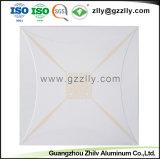Usine décoratifs en aluminium faux plafond suspendu à la norme ISO9001