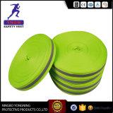 高い光沢安全衣類またはベストのための反射材料テープ