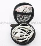 Câble USB de PU OEM Sac écouteurs cas