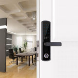 Airbnb Casa Digital Teclado de senha inteligente fechadura de porta Bluetooth