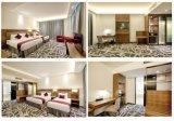 3 Reeksen van het Meubilair van de Slaapkamer van het Hotel van de ster de Uitdrukkelijke Houten voor Levering voor doorverkoop (HD032)