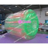 水ゲーム、空気水Walingのローラー球、大人Nの子供の人間のハムスターの球のための多色刷りの膨脹可能なローラー