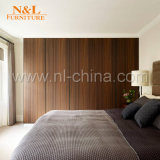 Лучшее качество современной деревянной конструкции с двумя спальнями одеждой скольжения