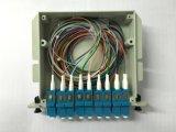 Insertar el tipo divisor LC Upc 1X16 del PLC