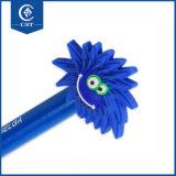 Crayons lecteurs drôles drôles de stylo bille de crayon lecteur de bille de personnage de dessin animé mignon d'une manière amusante