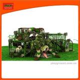 Tubo de acero galvanizado interior utiliza equipos de juego interior de la ameba laberinto Venta