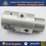 Подгонянные алюминиевые части подвергать механической обработке CNC