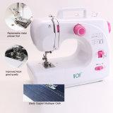 De multifunctionele Mini Draagbare Elektrische Duurzame Haak van Wth van de Naaimachine, de Mini Elektrische naaimachine Van uitstekende kwaliteit, Mini Elektrische Naaimachine fhsm-508
