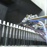 전기 살포 색칠 장비