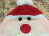 Детей Детский Детский трикотажные снежную бабу вышивки зимний теплый Beanie (HW638)