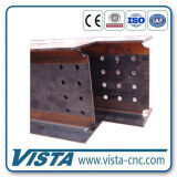 CNC de Machine van Beveling van het Staal van de Sectie
