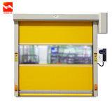 産業速い処置のプラスチック圧延シャッターPVCドア(HF-1118)