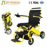 Cadeira de rodas de dobramento de pouco peso da potência dos EUA 19kg Elrctric