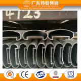 Foshan usine alliage en aluminium extrudé balustrade de profil