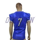 高品質はタックルのフットボールのジャージーのワイシャツをカスタム設計する