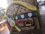 Оборудование парка атракционов и спортивная площадка детей крытая