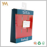 Quality Custom Printed Paper Packing Box with PVC Window