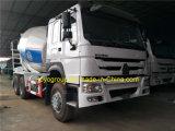 6X4 de Vrachtwagen van de Concrete Mixer HOWO voor Verkoop
