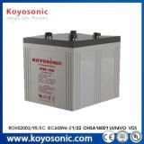 batería de la pila seca de la batería de 12V 160ah para la batería solar del gel solar con la garantía de tres años