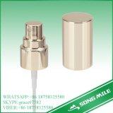 24/410 di spruzzatore dorato di alluminio della piegatura del profumo per l'estetica