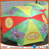 Parapluies UV de protection estampés grand par logo