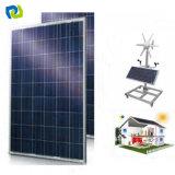 250W генератора солнечной фотоэлектрической системы солнечная панель питания
