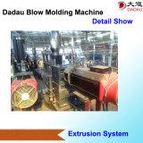 Machine de moulage par soufflage de 6 couches du réservoir de carburant en plastique