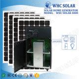générateur solaire à la maison portatif de l'éclairage 4kw pour des appareils électroménagers