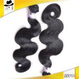 Объемная волна волос короткого дюйма перуанская