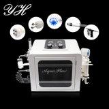 Limpiador de la cara de chorro de oxígeno de la máquina Anti Envejecimiento facial Bio Microcurrent Belleza
