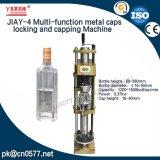 Protezioni multifunzionali del metallo che chiudono e che ricoprono macchina a chiave per vino (JIAY-4)