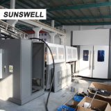 Sunswell 30の000bph飲料水のびん詰めにする吹く満ちるシーリング機械