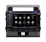 Alquiler de DVD GPS para Toyota Land Cruiser con Radio Multimedia de audio