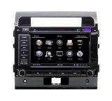 Carro DVD GPS para o cruzador da terra de Toyota com multimédios audio de rádio