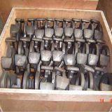 Hierro del moldeado del proceso del acero de bastidor de la pieza del bastidor
