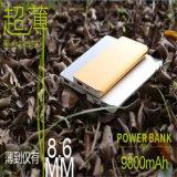 新製品移動式力バンクのパック3000mAhの電槽